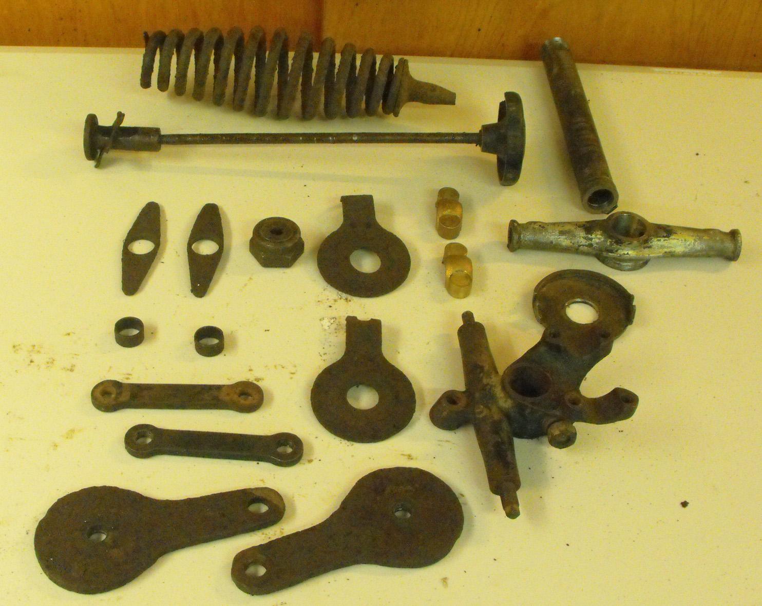 Webb fork bits