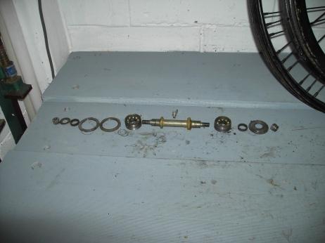 Wheel Bearing Components