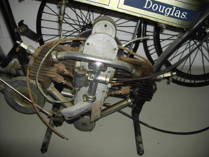 Douglas engine