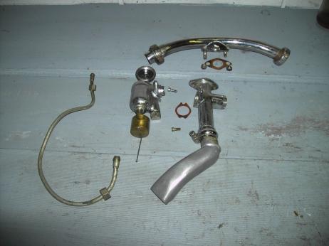 Carburettor Components