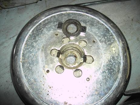 Flywheel Drive Washer