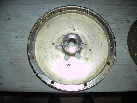 Flywheel Body