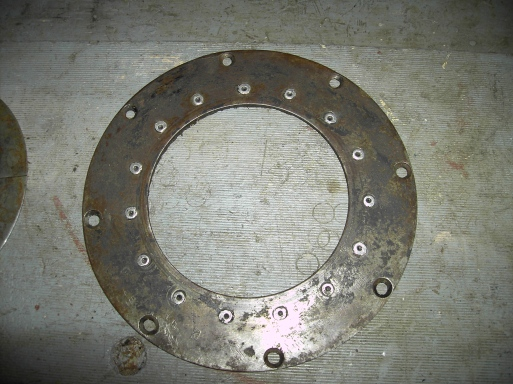 Outer Flywheel Clutch Plate