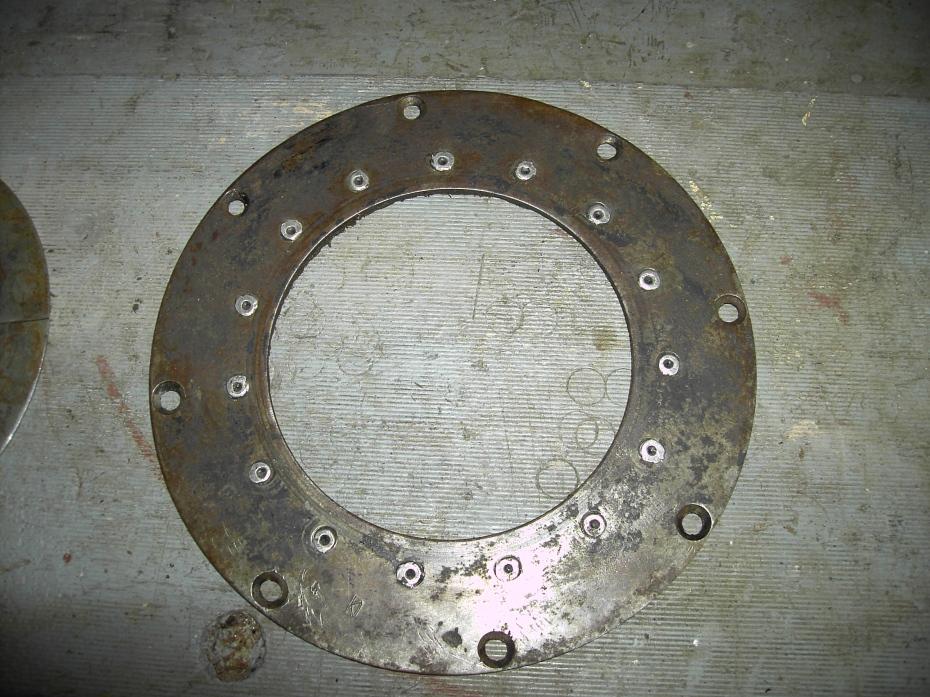 Outer Flywheel Clutch Plate