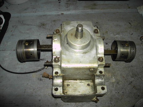 Pistons and Casing