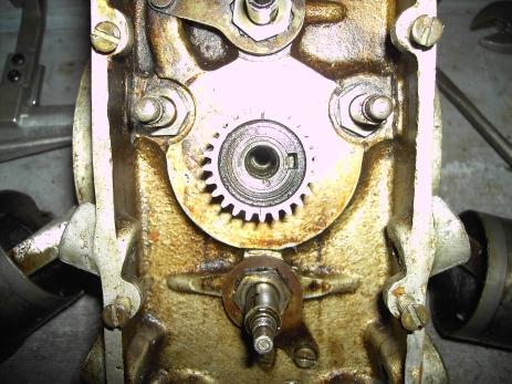 Main Drive Gear
