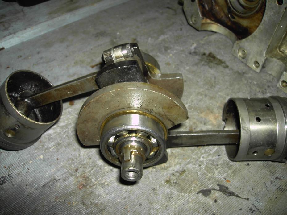 Crank Shaft Bearings